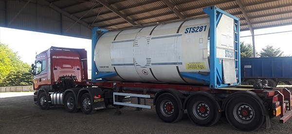 tanker trailer hire